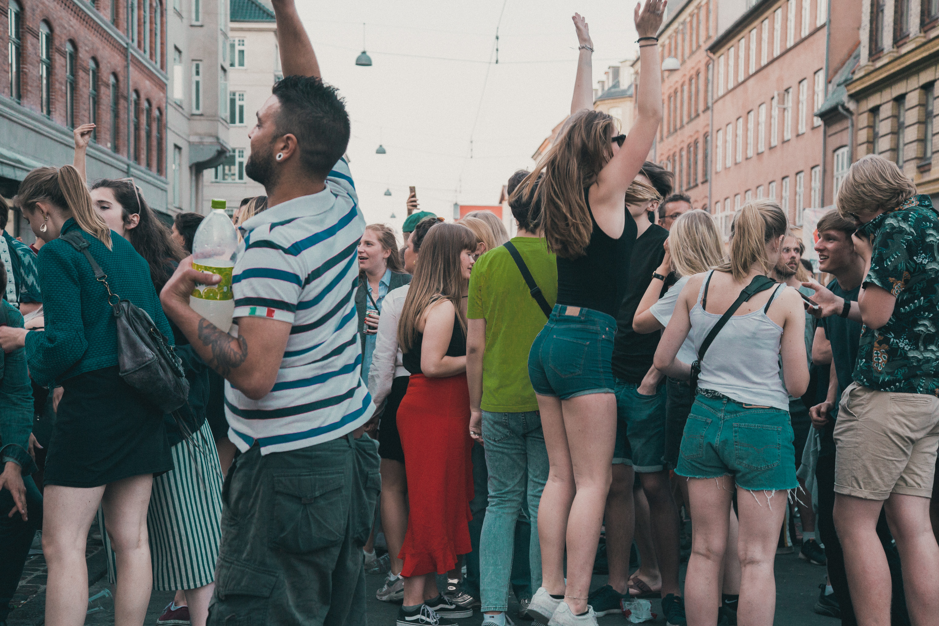 Distortion 2019 Vesterbro